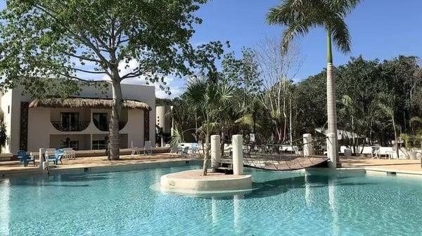 Delphinus hoteles cerca Xcaret - Casa Kaoba