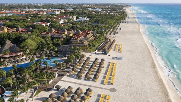 Delphinus hoteles cerca Xcaret - Iberostar