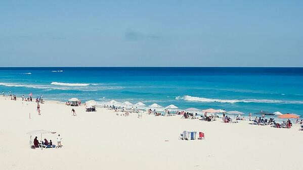 Delphinus playas publicas Cancun Playa Delfines