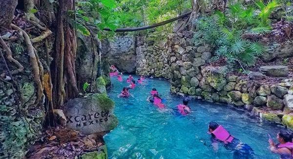 Actividades en Quintana Roo