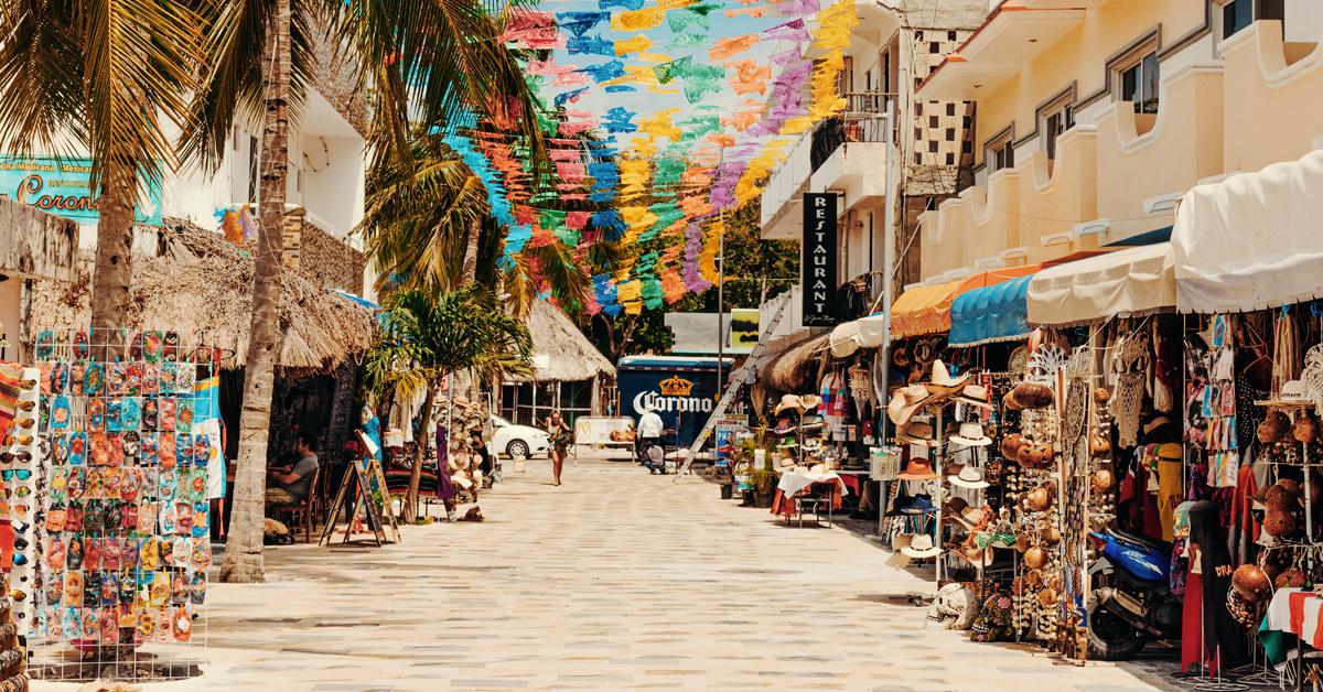 mercados en cancun