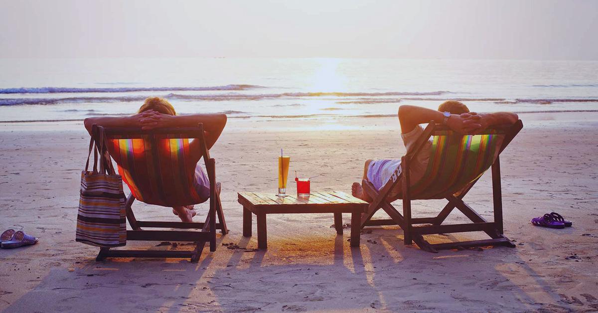 vacaciones 2021 en la playa